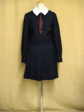 ... 帝塚山学院高等学校です: 制服